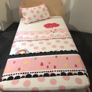 Baby size bedding kit / literie pour bebe